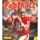 Joe Montana San Francisco 49ers 1989 Panini sticker album