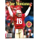 Joe Montana San Francisco 49ers Beckett Sports Heroes magazine