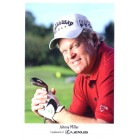 Johnny Miller Lexus promotional 5x7 golf photo
