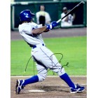 Juan Pierre autographed Los Angeles Dodgers 8x10 photo
