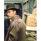 Jude Law autographed Sherlock Holmes 8x10 photo