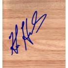 Ken Howard autographed 6x6 basketball hardwood floor