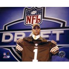 Kellen Winslow Jr. Cleveland Browns 8x10 2004 NFL Draft photo