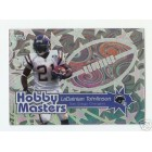 LaDainian Tomlinson Chargers 2004 Topps Hobby Masters insert card #HM10