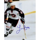 Laurie Baker autographed 1998 USA Hockey 8x10 photo