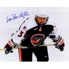 Lisa Brown-Miller autographed 1998 USA Hockey 8x10 photo