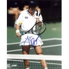 Lisa Raymond autographed tennis 8x10 photo