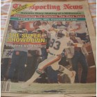 Mark Clayton Miami Dolphins 1985 Sporting News Super Bowl issue