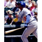 Matt Kemp autographed Los Angeles Dodgers 8x10 photo