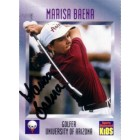 Marisa Buena autographed Arizona 1997 Sports Illustrated for Kids Rookie Card