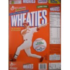 Mark McGwire St. Louis Cardinals 70 Home Runs Wheaties cereal box
