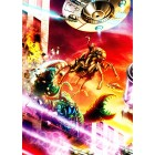 Mars Attacks 2014 Comic-Con exclusive Topps promo card