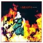 Martha Davis autographed The Motels Apocalypso CD booklet
