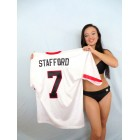 Matthew Stafford Georgia Bulldogs 2007 authentic Nike stitched white jersey NEW