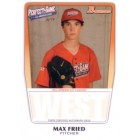 Max Fried 2011 Perfect Game Topps Bowman Rookie Card (AFLAC)