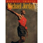 Michael Jordan 1993 Beckett Tribute basketball magazine