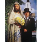 Mick Fleetwood autographed 11x14 Rolling Stone book photo