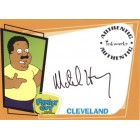 Mike Henry Family Guy certified autograph card