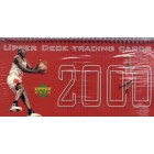 Michael Jordan Chicago Bulls 2000 Upper Deck trading cards mini calendar NEW SEALED