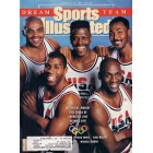 Michael Jordan Charles Barkley Patrick Ewing Magic Johnson Karl Malone (Dream Team) 1991 Sports Illustrated