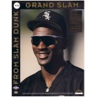 Michael Jordan Slam Dunk to Grand Slam 1994 Upper Deck commemorative card sheet