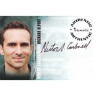 Nestor Carbonell (Richard Alpert) LOST certified autograph card