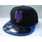 New York Mets authentic New Era 1998-2011 game model cap or hat