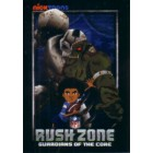 NFL Rush Zone Nick Toons 2010 Comic-Con promo card