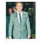 Nicolas Cage autographed 8x10 portrait photo