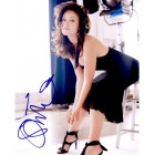 Olivia Wilde autographed sexy 8x10 photo