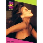 Paula Abdul 1990 Pro Set MusiCards promo card