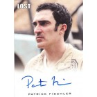 Patrick Fischler LOST certified autograph card