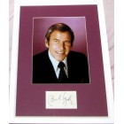 Paul Lynde autograph matted & framed with 8x10 portrait photo