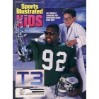 Reggie White Philadelphia Eagles 1991 Sports Illustrated for Kids magazine