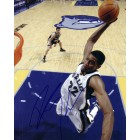 Rudy Gay autographed Memphis Grizzlies 8x10 photo