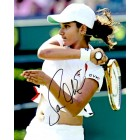 Sania Mirza autographed 8x10 tennis photo