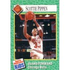 Scottie Pippen Bulls 1990 Sports Illustrated for Kids card #160