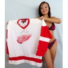 Sergei Fedorov autographed Detroit Red Wings authentic Pro Player jersey inscribed Best Wishes