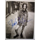 Shirley Manson autographed 11x14 Rolling Stone book photo