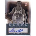 Steve Blake certified autograph Maryland 2003-04 Topps card