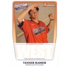 Tanner Rahier 2011 Perfect Game Topps Bowman Rookie Card (AFLAC)