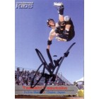 Takeshi Yasutoko (inline vert skater) autographed Sports Illustrated for Kids card
