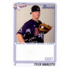 Tyler Marlette 2010 AFLAC Bowman Rookie Card
