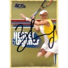 Vera Zvonareva autographed 2006 Ace Authentic tennis card