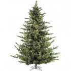 Fraser Hill Farm 7.5 Ft. Foxtail Pine Christmas Tree with Smart String Lighting