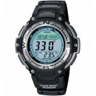 Casio Hunting Watch With Compass